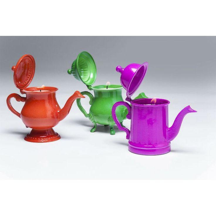 Ρεσώ Teapot Assorted