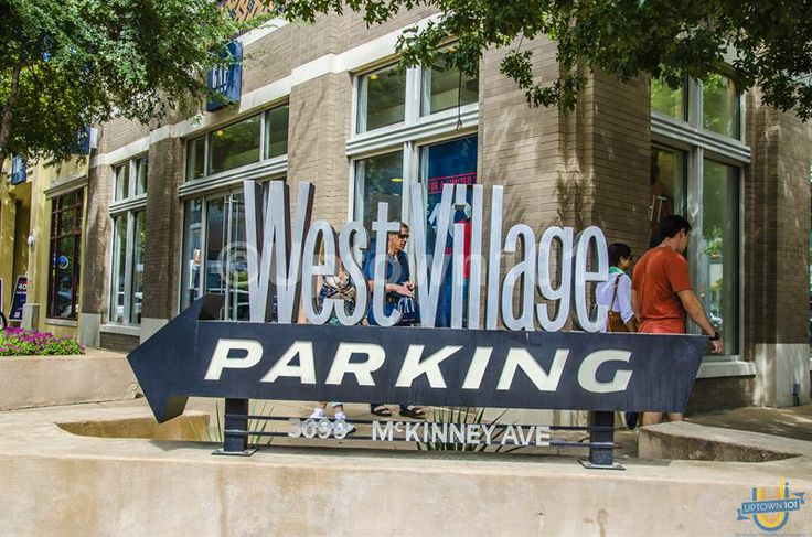 Yep, it's the west village!  West Village Dallas in Uptown Dallas More photos available at: #WestVillageDallas