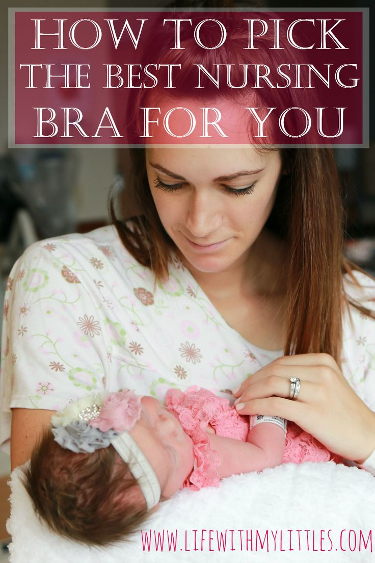 How to Choose a Breastfeeding Bra