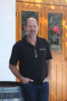 Dinner at Vintaged with Iain Riggs @RiggsBW of Brokenwood July 5th.  #BNEwine