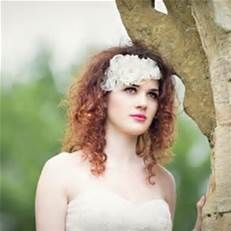 how to make floral wedding headbands - Bing images