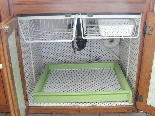 Kitchen Sink Organizer Ideas best 25+ bathroom under sink cabinet ideas on pinterest | bathroom