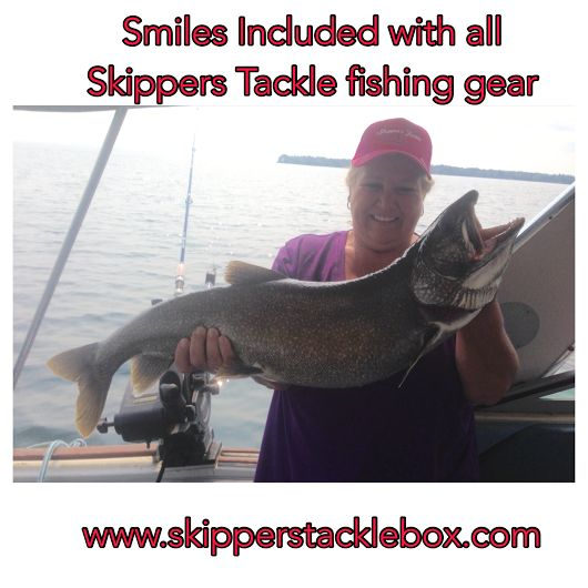 Smiles Included  Order the lures that continues to outperform   www.skipperst...