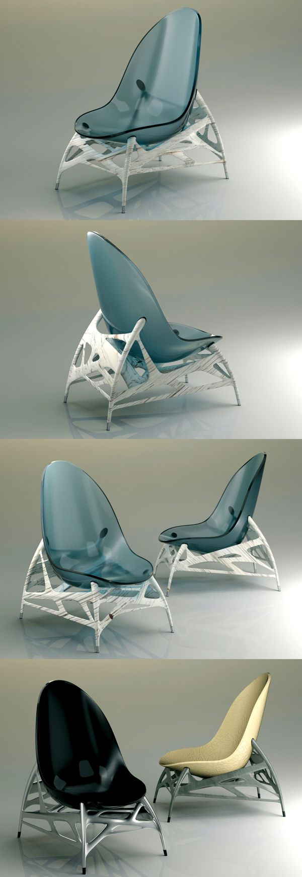 Großartig CONCEPT DESIGN CHAIR By Paweł Czyżewski, Via Behance