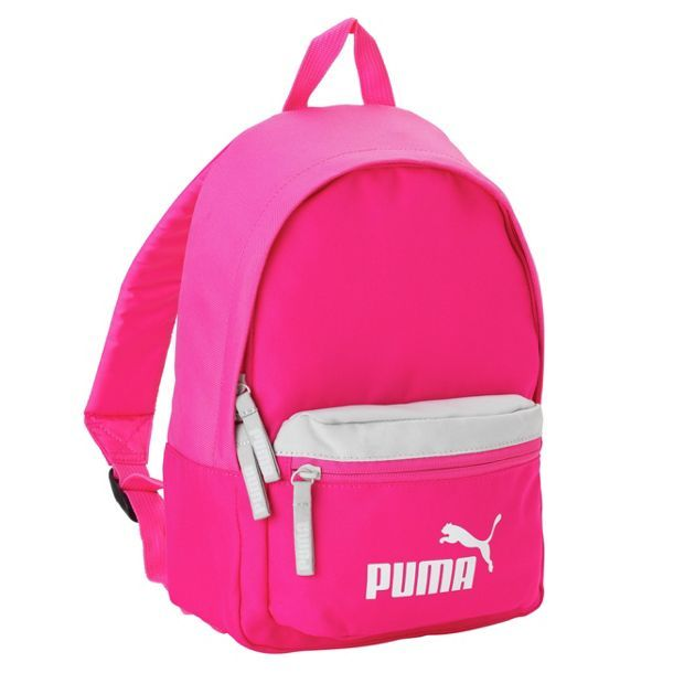 Buy Puma Mini Backpack - Pink at Argos.co.uk, visit Argos.co.uk to shop online for Backpacks and sports bags, Bags, luggage and travel, Sports and leisure