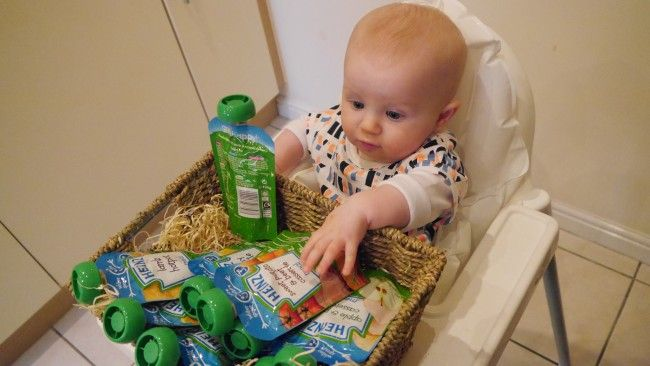 Tried and tested: Heinz Baby Wider Spout Pouches   BabyCentre Blog