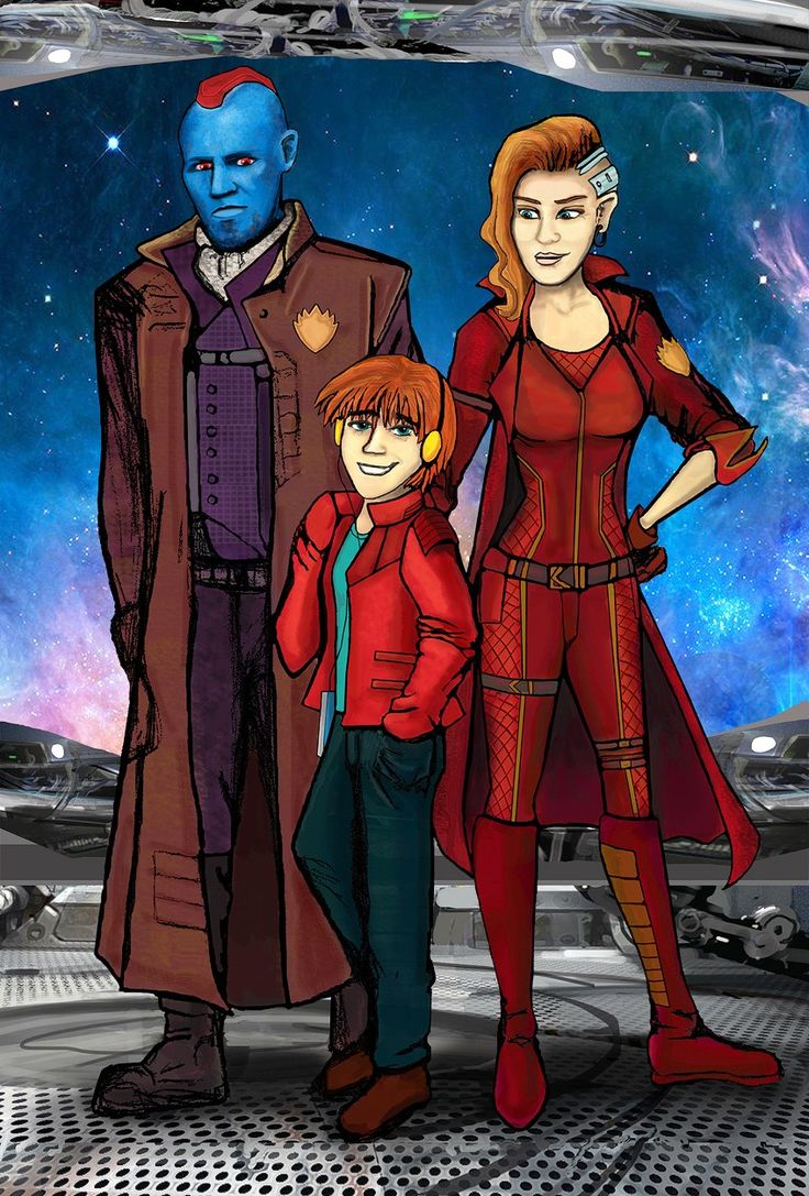 Alternative universe: Yondu Udonta picks up both Peter & Meredith Quill. She gets cybernetics to fix her brain. They form the 'Guardians' Ravager clan, proceed to adventure cross the galaxy. (I just want Less tragedy for these three!)