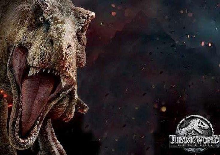Jurassic World: Fallen Kingdom. Dominion of the Tyrannosaurus Rex?!