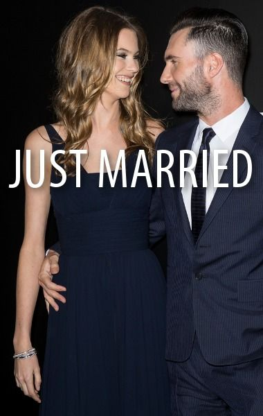Kelly & Michael congratulated Adam Levine on his wedding with Behati Prinsloo, which Jonah Hill officiated. http://www.recapo.com/live-with-kelly-ripa/live-with-kelly-co-hosts/adam-levine-wedding-batman-75-age-appropriateness-james-garner/