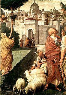 storie di gioacchino ed anna, Gaudenzio Ferrari - Wikipedia