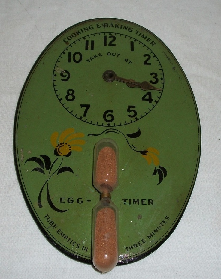 188 Best Images About Vintage Kitchen Timers On Pinterest