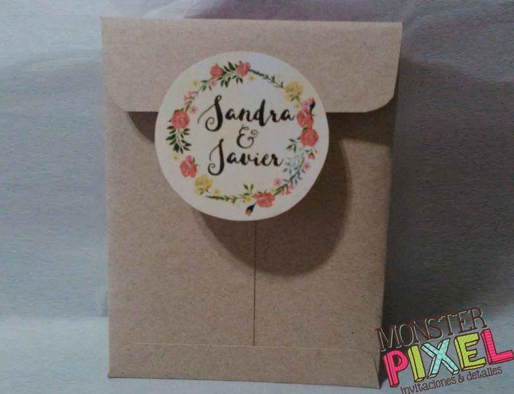 invitaciones de boda vintage con foto | 30 Invitaciones Boda Económicas Vintage Xv Años Bautizo - $ 480.00 ...