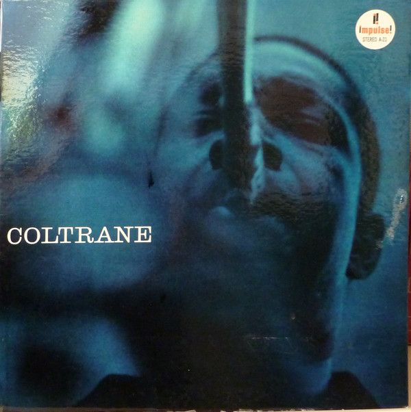 The John Coltrane Quartette* - Coltrane (Vinyl, LP, Album) at Discogs
