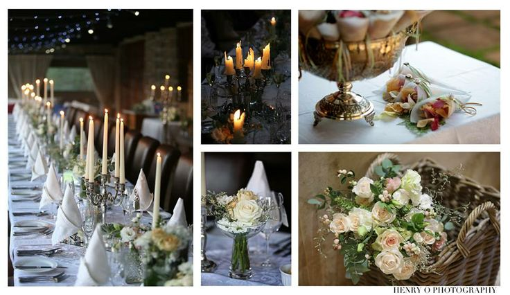 Henry's collage of decor images...lovely