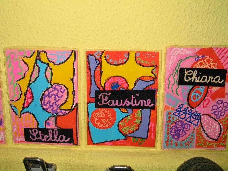 Etiquettes vestiaires r cup 39 arts plastiques for Decoration porte arts visuels