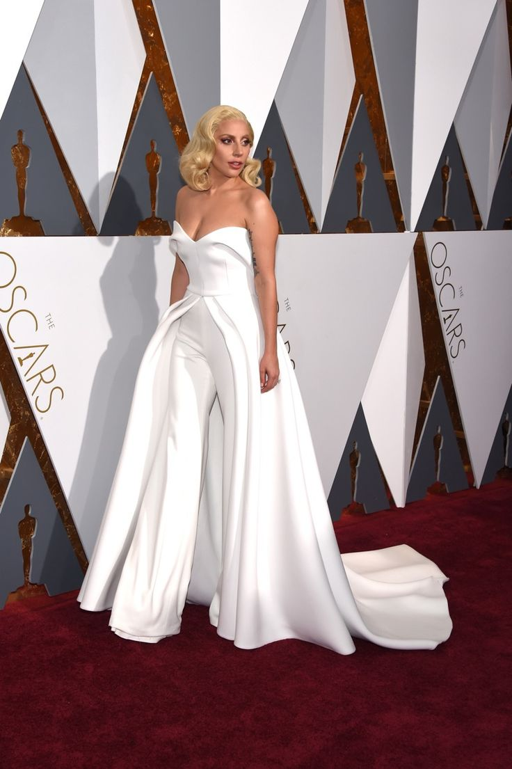 Lady Gaga | Oscar 2016                                                                                                                                                                                 More