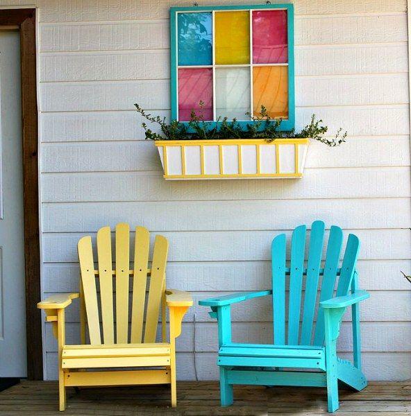 Чудесные идеи для летней вечеринки во дворе (17 фото)