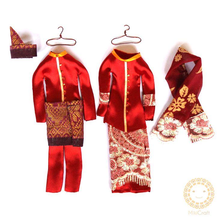 Baju tradisional melayu Riau