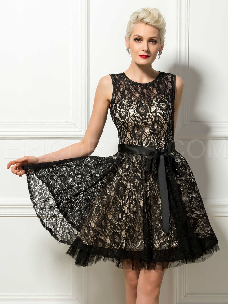 1000  ideas about Lace Cocktail Dresses on Pinterest - Best prom ...