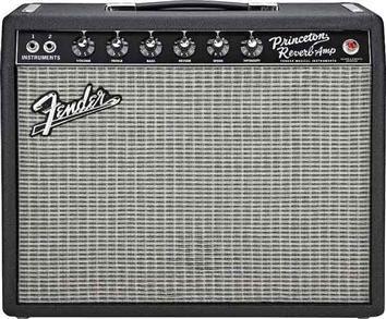 Fender 65 Princeton Reverb Retube Kit