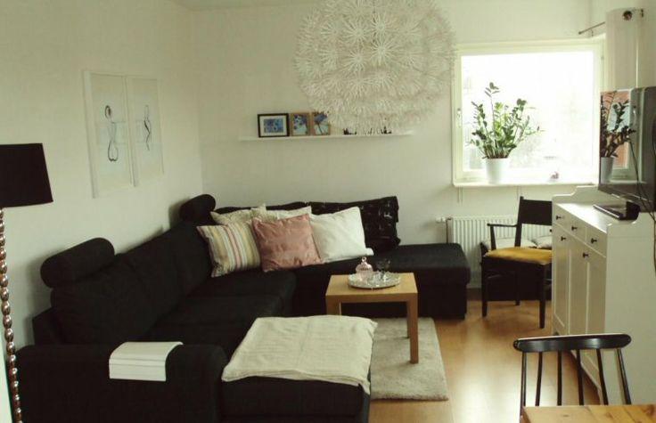 Laboratorvägen 5 | Lägenheter i Umeå | Blocket Bostad  smart lösning med förvaring under tv:n