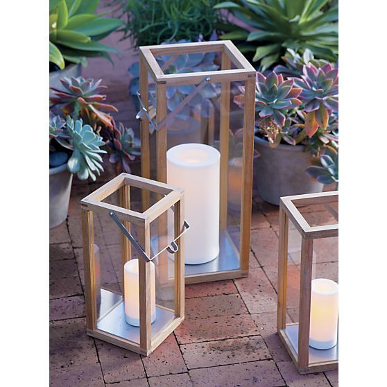 29 best crate and barrel images on pinterest candles barrel and crate and barrel outdoor 3 x 6 pillar with timer in candles imagine workwithnaturefo