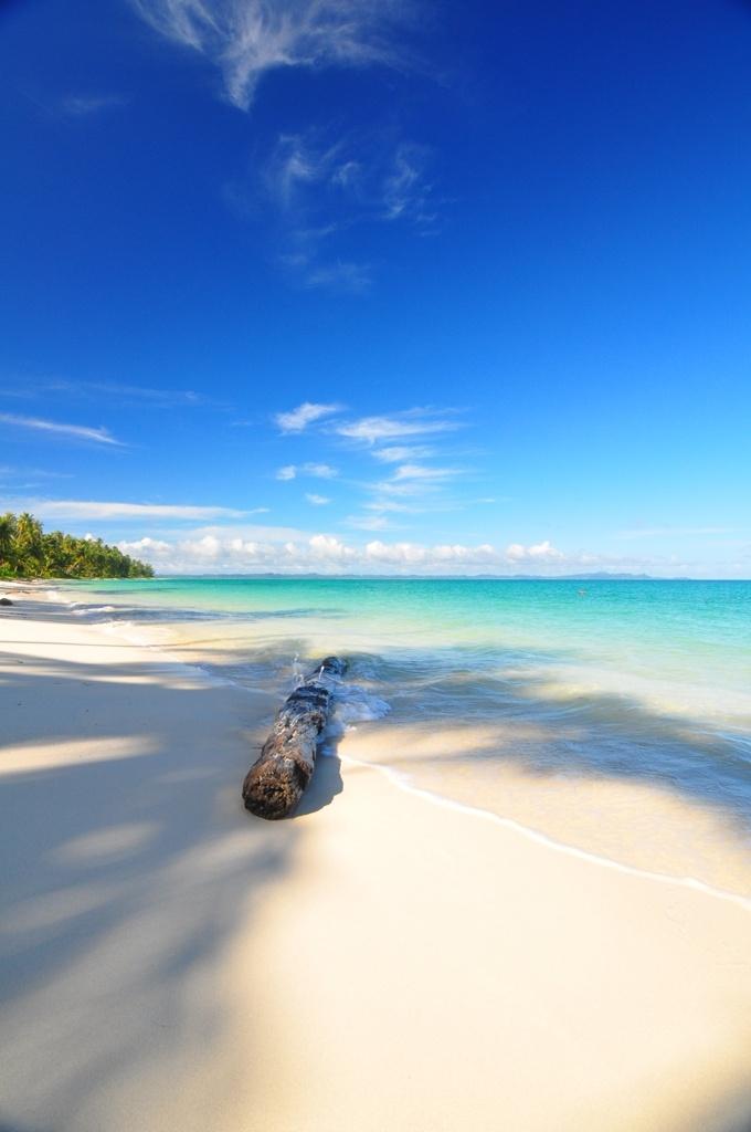 Pulau Palambak Besar, Kep. Banyak - Aceh Singkil -