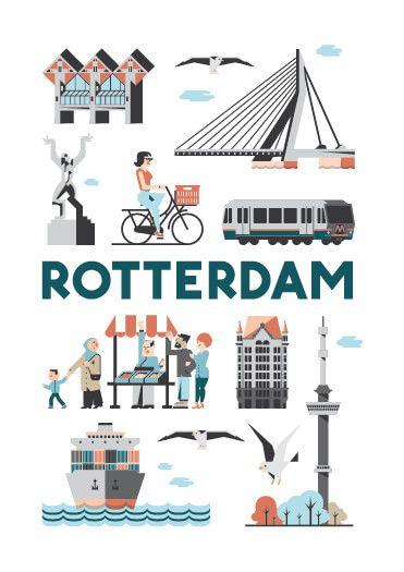 posters rotterdam winkel