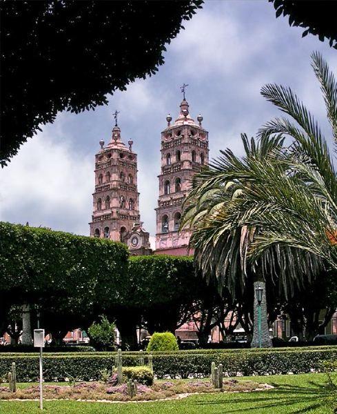 SALVATIERRA | Guanajuato - SkyscraperCity