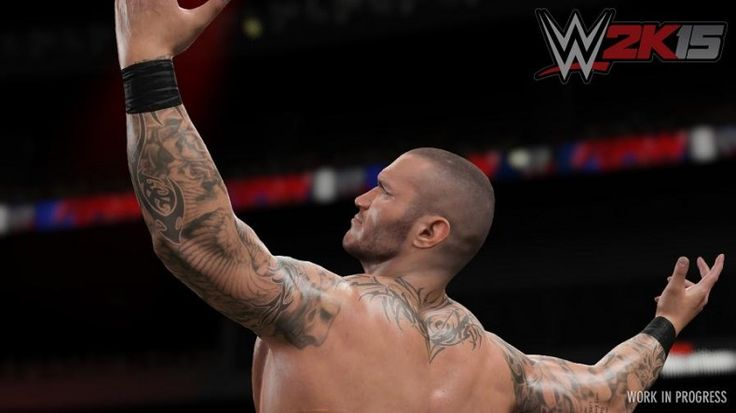 WWE 2K15: No MyCareer Mode Facial Scanning Probably a Good Move