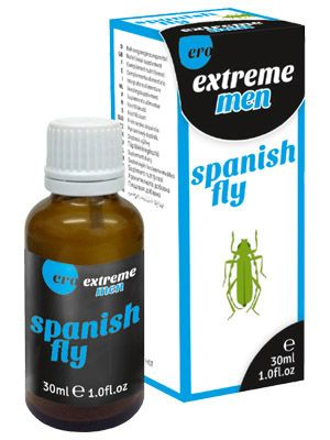 ERO Spanish Fly Extreme for Men 30ml Drops for Sale  One of the most famous aphrodisiacs to give women and men a totally different amorous experience.  For more fun during sex, lust & love.