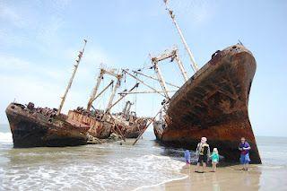 Shipwreck Beach (Kaiolohia, Lanai, Hawaii)