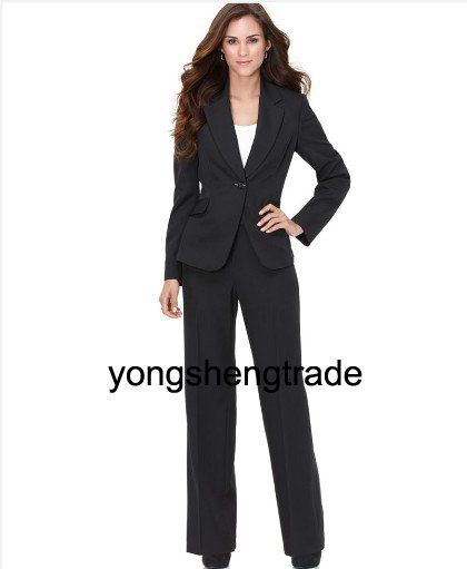Suit Linen Quality Velvet Directly From China Brand Suppliers Black Women Business Suits S Designer Custom Made