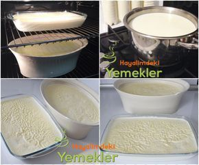 fırında yoğurt mayalama