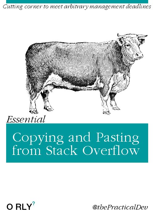 Insult your co-workers with snarky O RLY parody book covers!