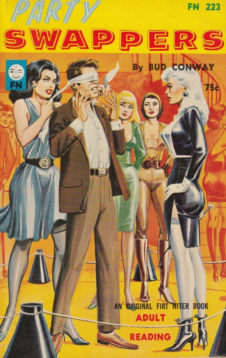 cover art by Eric Stanton