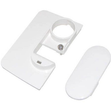Toto Washlet Side Cover Kit for NeoRest 500, Available in Various Colors, White