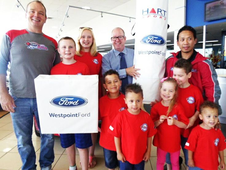 Westpoint Ford is the major sponsor of Tarneit Auskick. The sponsorship fits perfectly into Westpoint Fords values of supporting the community and in turn, they will support us. Children are the future of our community and we will always help were we can.