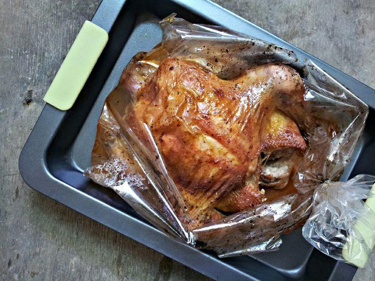 Paprikové kuře z pytlíku (paleo, whole30)