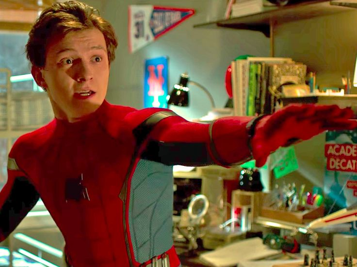 """'Spider-Man: Homecoming' reveals a fan favorite with a twist and now fans are guessing who she really is - Warning: There are massive spoilers ahead for """"Spider-Man: Homecoming."""" Tom Holland and Robert Downey Jr. aren't the only stars you should keep your eyes on in the new """"Spider-Man"""" movie . Zendaya plays a new character, a mysterious high-school pal of Peter Parker's named Michelle. She's a bit of an outsider, often observing her classmates instead of interacting with them too much…"""
