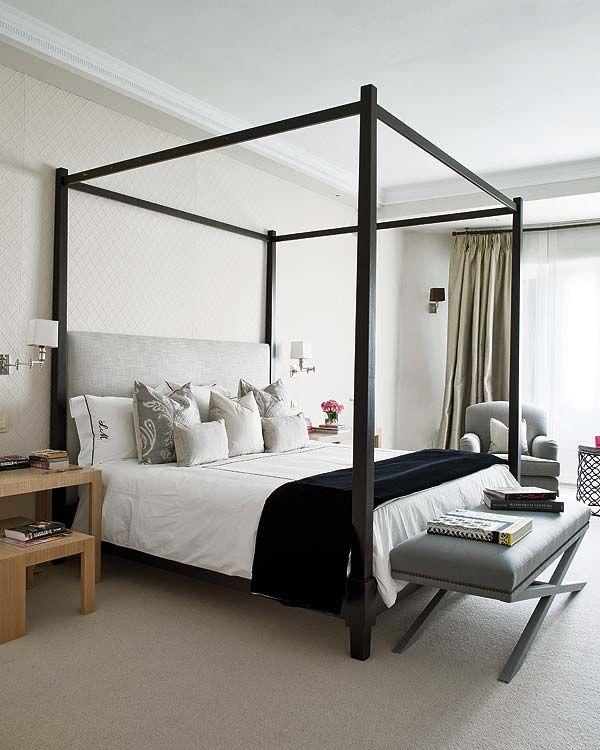 Best 25+ Curtains behind bed ideas on Pinterest | Window ...