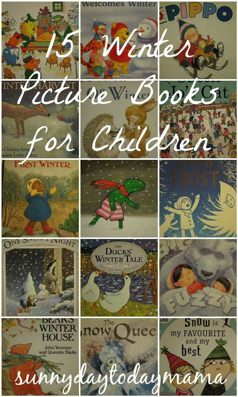 15 winter picture books for children