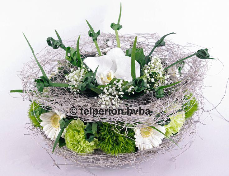 wheel of flowers..