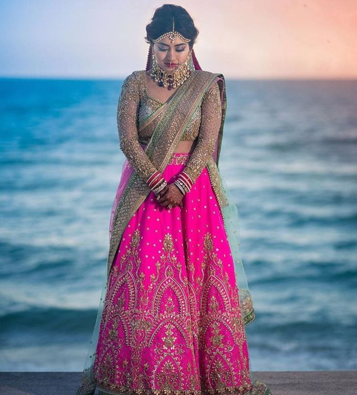 The 455 best Beautiful BridaL images on Pinterest | Indian bridal ...