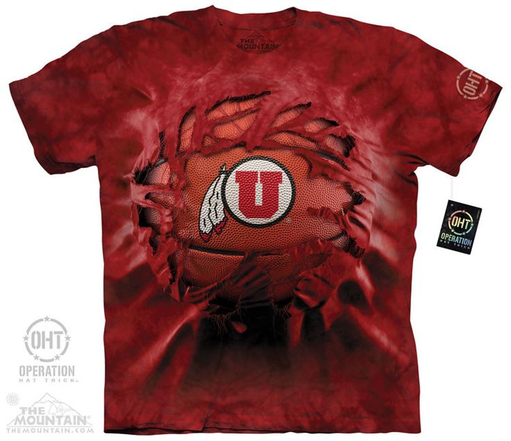 Utes Basketball T-Shirt