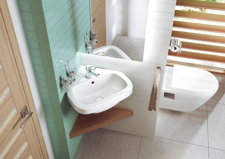 Small bathroom, Deante.