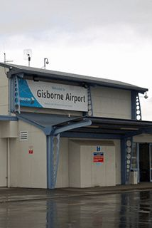 Gisborne Airport New Zealand