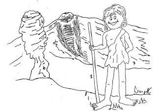 D a de las canarias dibujos para ni os dia de canarias - Islas canarias con ninos ...