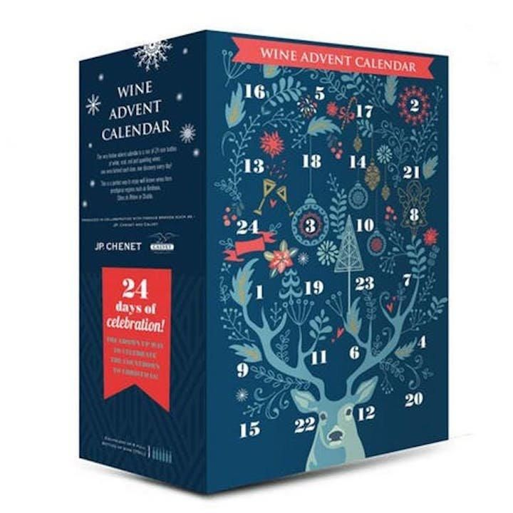 Aldi S Wine Advent Calendar Goes On Sale Today Wine Advent