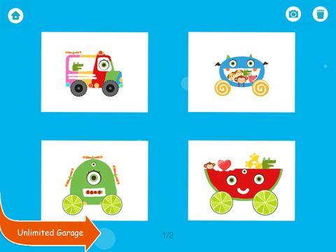 labo car designer3y is a great toy app for kids3